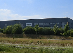 Amazon Logistikzentrum in Bad Hersfeld